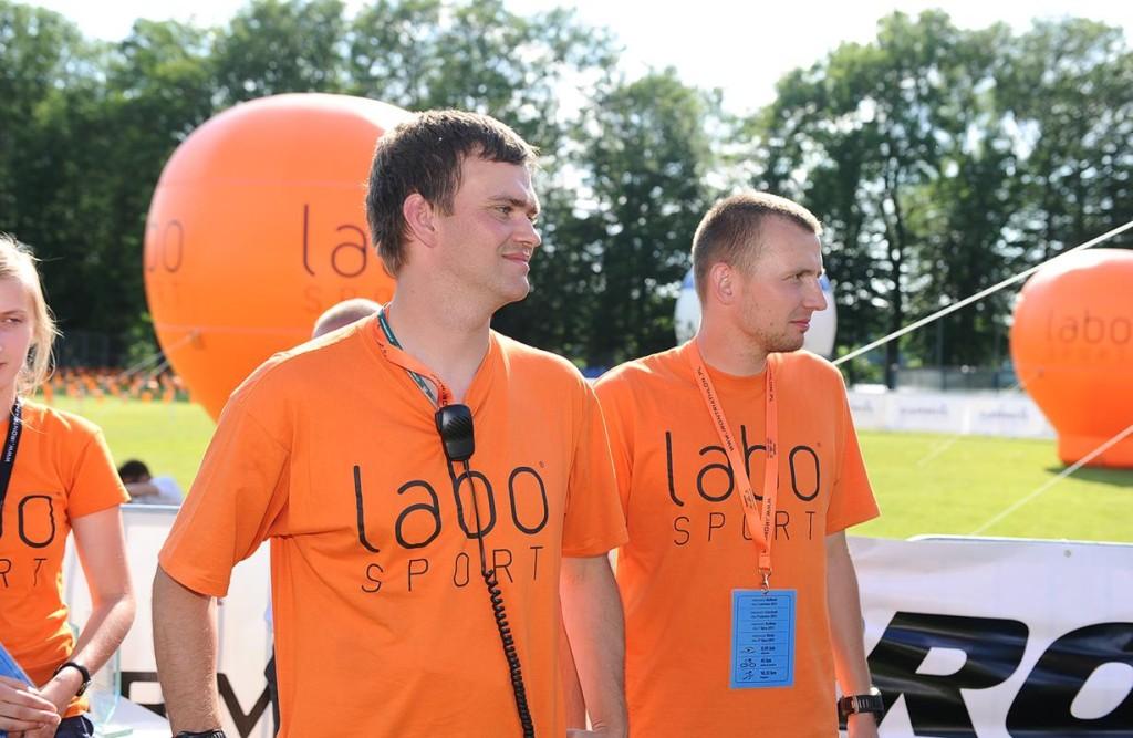Marcin Florek i Filip Szołowski