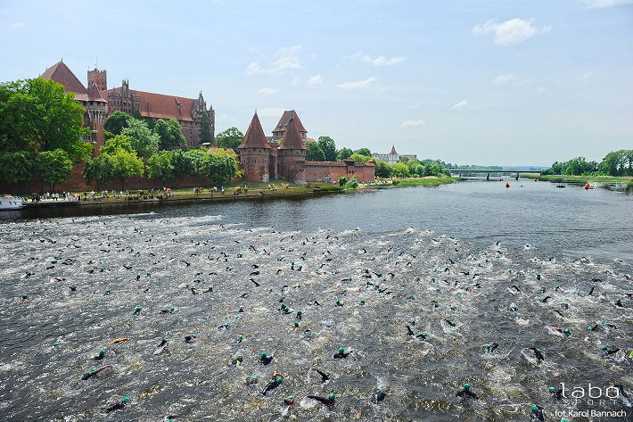 GARMIN Iron Triathlon Malbork