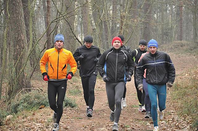 Sylwestrowy obóz triathlonowy w Kątach Rybackich