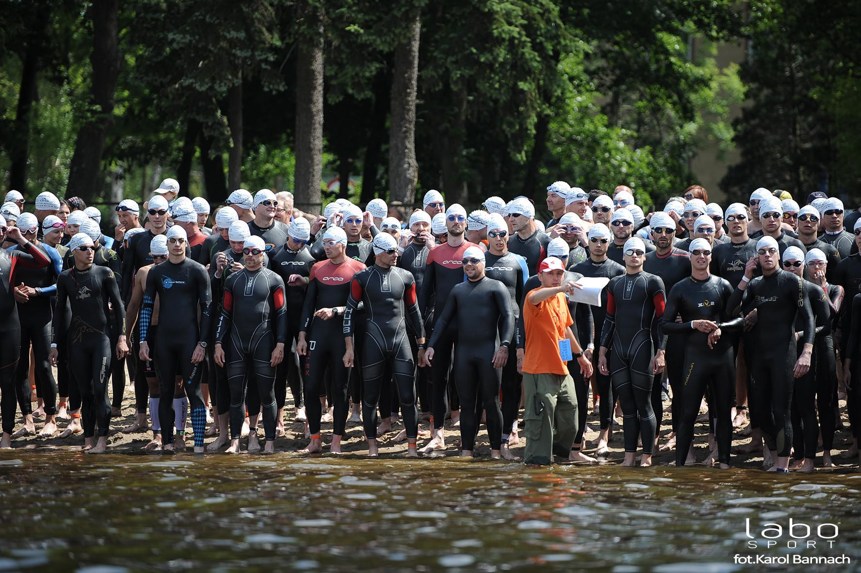 GARMIN Iron Triathlon Górzno