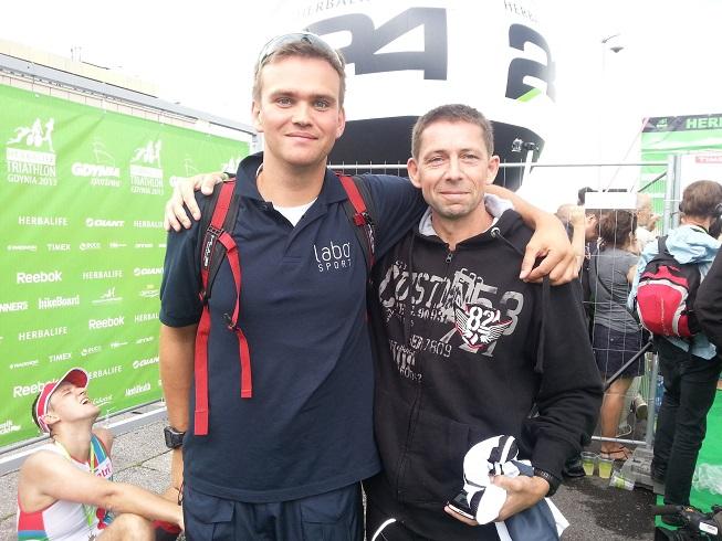 Marcin Florek i Marcin Markiewicz